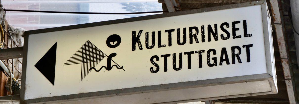 Kulturinsel Stuttgart