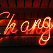 Veränderung wollen verändert Verändern müssen
